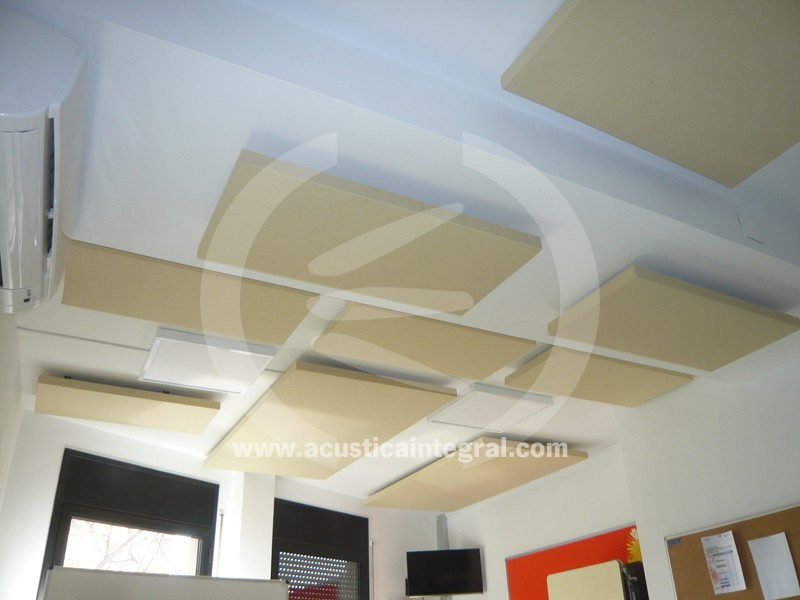 Acoustic conditioning & noise control in Classrooms