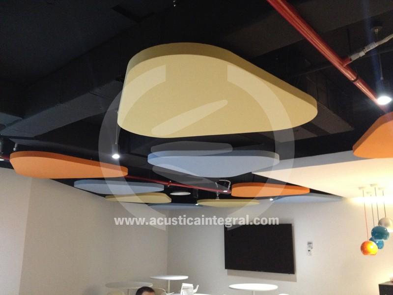 Diseño, comercialización e instalación de productos acústicos, sistemas de insonorización y servicios de ingeniería acústica