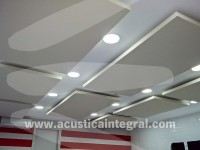 Acoustic conditioning of dining facilities with Acustiart systems